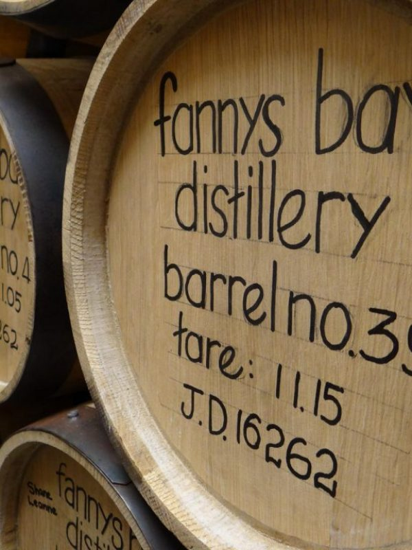 Fannys Bay Distillery