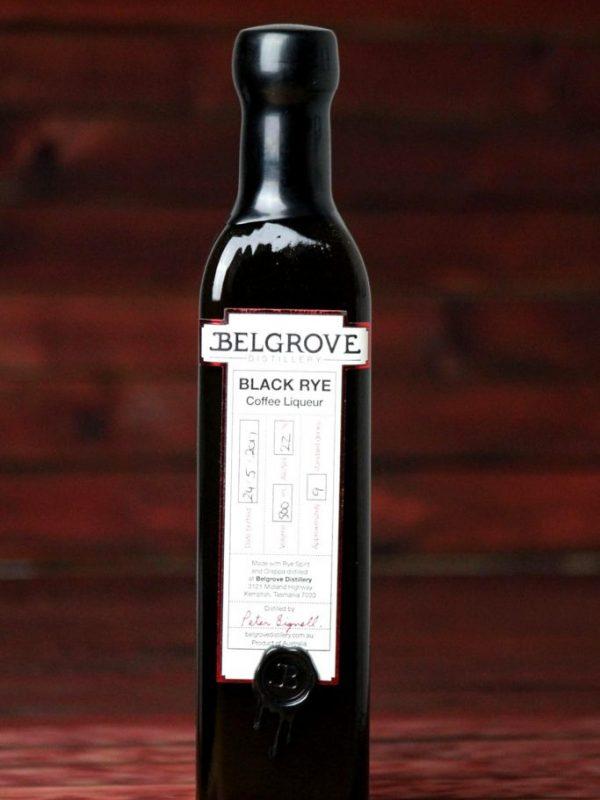 Belgrove Distillery - Black Rye