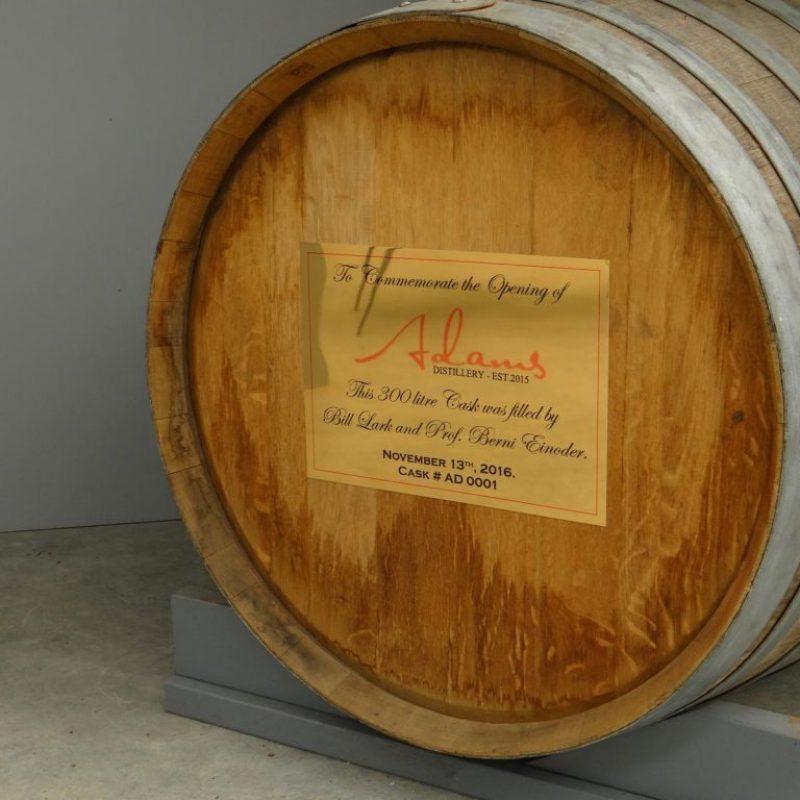 Andere Produkte der Adams Distillery
