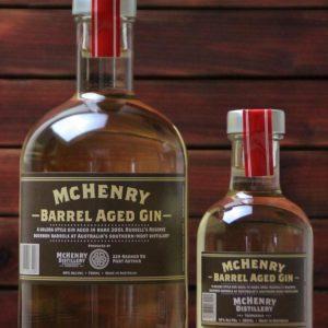 BKM-McHenry Barrel Aged Gin 40% 700ml