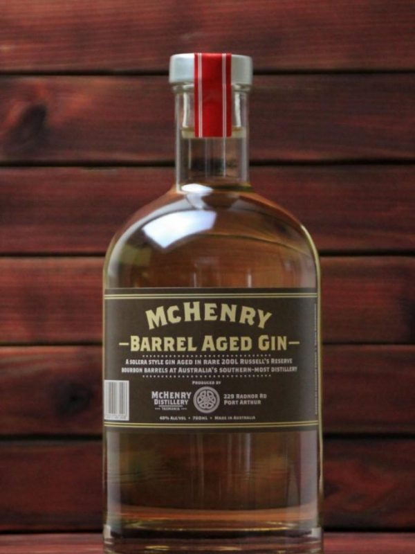 McHenry - Barrel Aged Gin