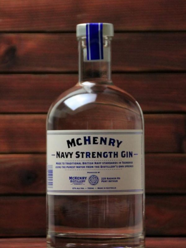 McHenry - Navy Strength Gin
