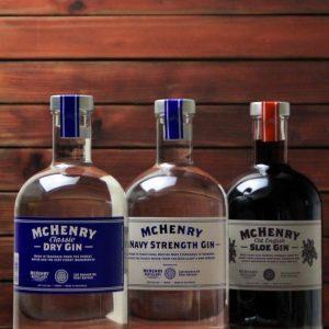 BKM-McHenry Gin Set