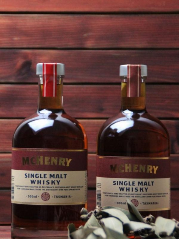 McHenry Distillery - Single Malt Whisky