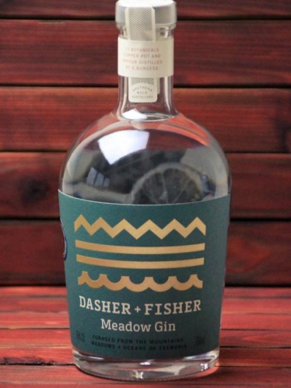 Dasher Fisher - Meadow Gin