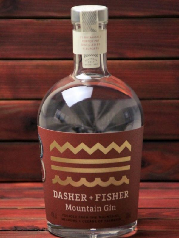 Dasher Fisher - Mountain Gin