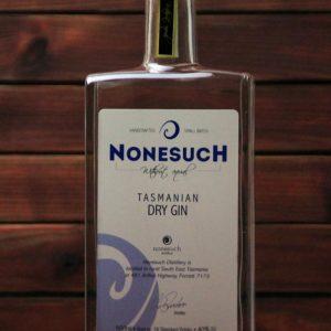 BKM-Nonesuch Dry Gin 40% 500ml