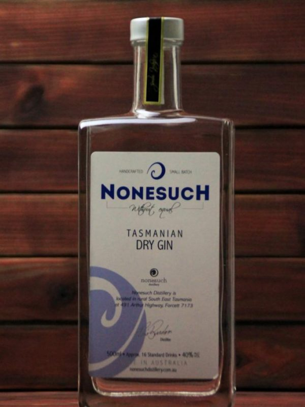 Nonesuch - Dry Gin