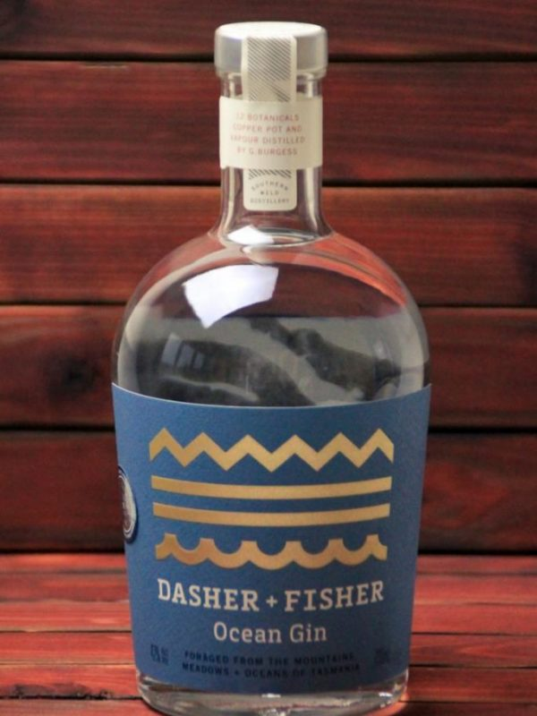 Dasher Fisher - Ocean Gin