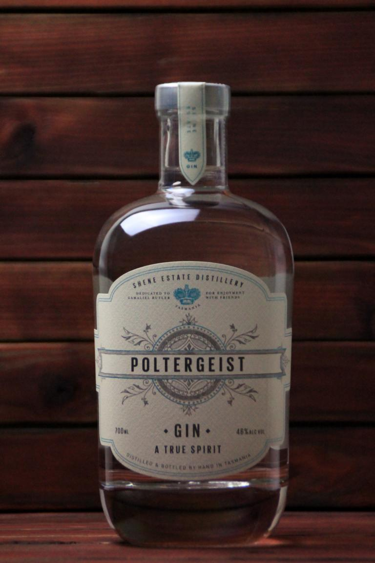 BKM-Poltergeist A True Spirit 46% 700ml