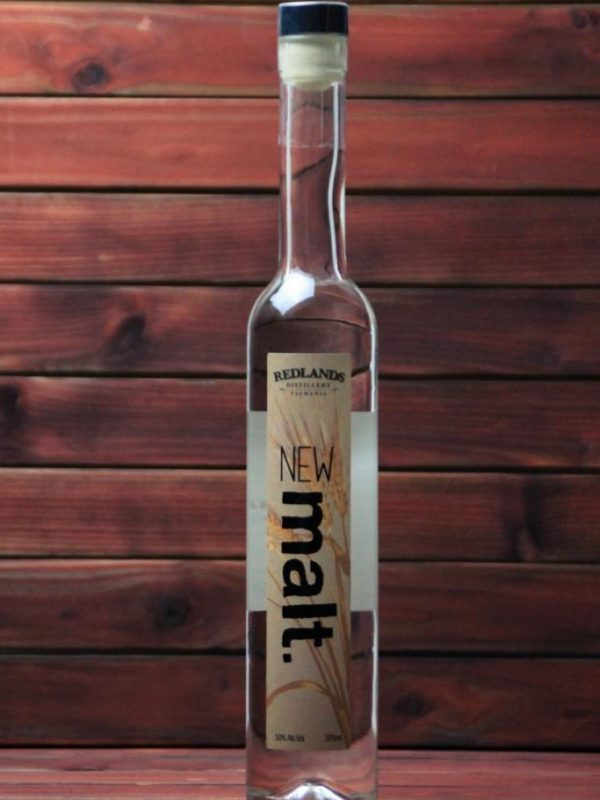 Redlands Distillery - New Malt