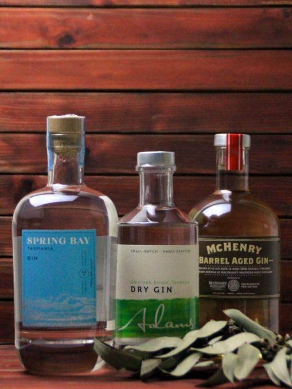 Gin Sample Set II.