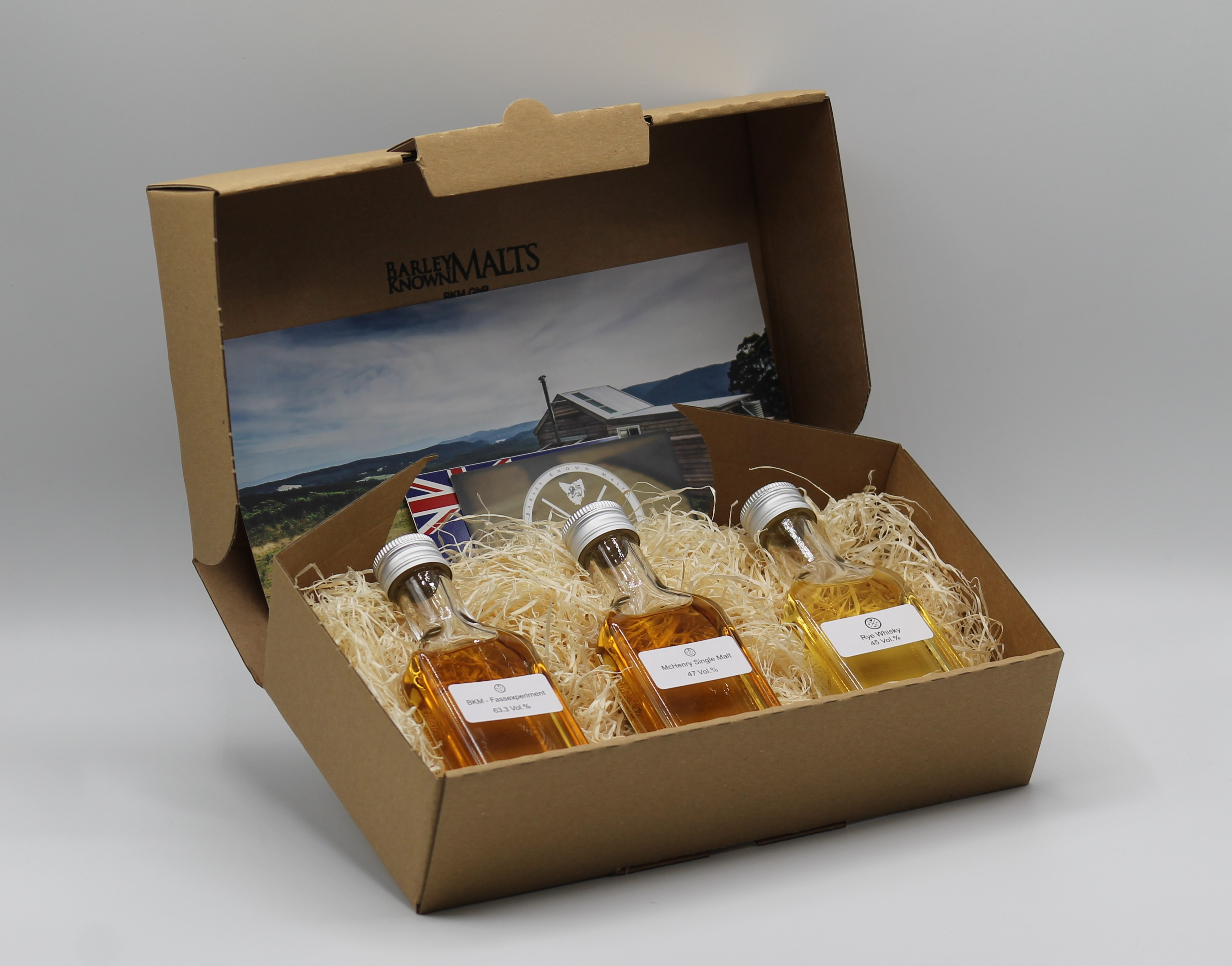 Whisky Sample Set